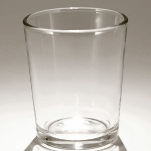 Baldwins Candle Glasses