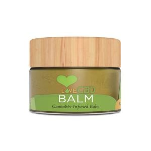 LoveCBD - Balm Cannabis Infused Balm 10g