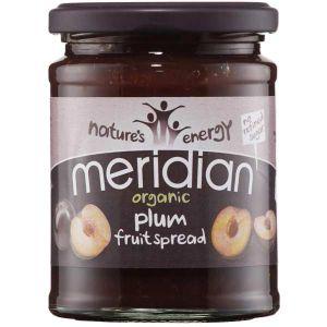 Meridian Organic Plum fruit spread 284g