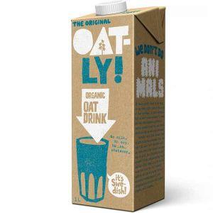 Oatly - Organic Oat Drink 1Litre