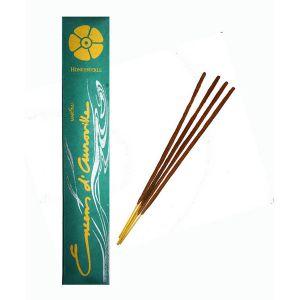 Encens D'auroville Honeysuckle 10 Incense Sticks