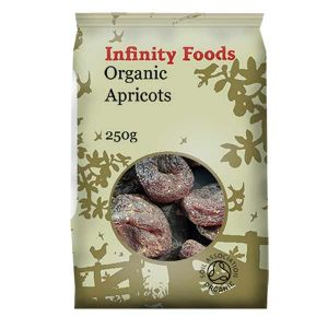 Infinity Foods Organic Apricots (unsulphured)