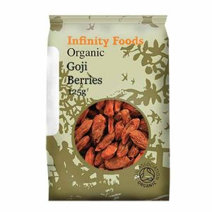Infinity Foods Organic Goji Berries