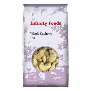 Infinity Foods Non-organic Cashews Whole