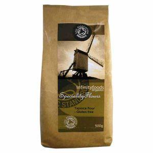 Infinity Foods Organic Tapioca Flour