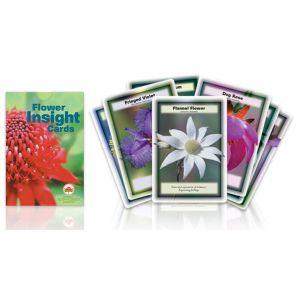 Australian Bush Flower Essences Insight Cards (pack Of 69)