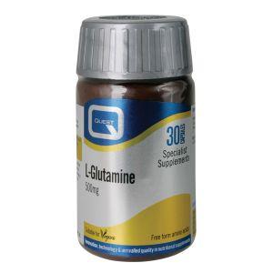 Quest L-glutamine 500mg