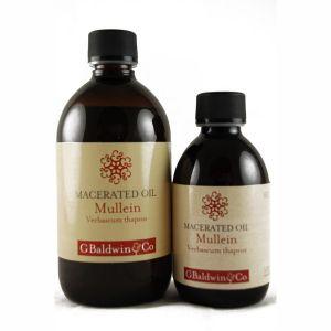 Baldwins Mullein Macerated Oil