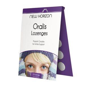 New Horizon Oralis 15 Lozenges