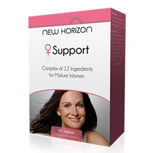 New Horizon Female Support Complex 60 Tablets