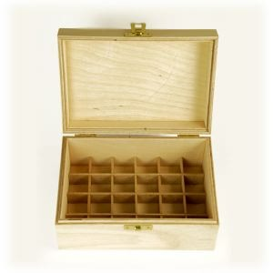 Baldwins Wooden Box 24 X 10ml