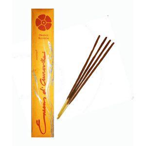 Encens D'auroville Orange Blossom 10 Incense Sticks