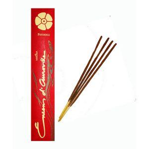 Encens D'auroville Saffron Patchouli 10 Incense Sticks