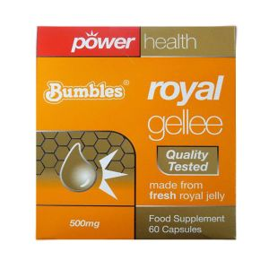 Power Health Royal Gelly 500mg 60 Capsules