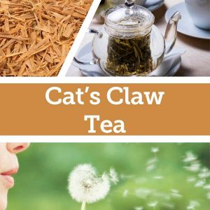 Baldwins Remedy Creator - Cat's Claw Tea