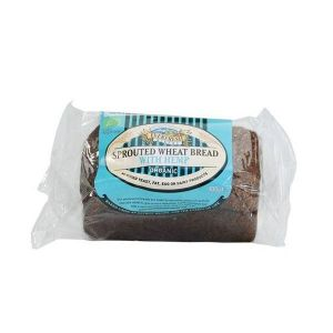 Everfresh Bakery Sprouted Wheat Bread With Hemp 400g