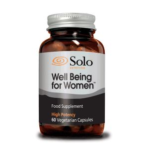 Solo Well Being For Women 60 Vegecaps