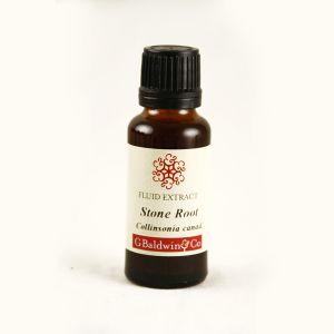 Baldwins Stone Root (collinsonia) Herbal Fluid Extract