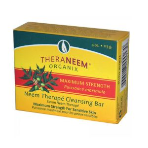 Theraneem Naturals Maximum Strength Neem Soap 113g