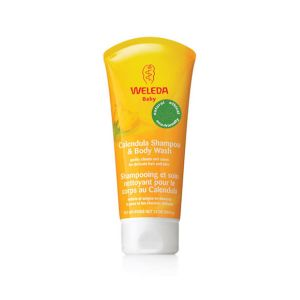 Weleda Baby Calendula Shampoo & Body Wash 200ml