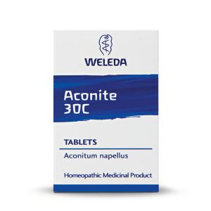 Weleda Homeopathic Aconite