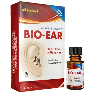 Natures Answer All Natural Alive & Alert Bio-Ear 15ml