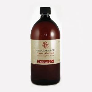 Baldwins Almond (sweet) Base Oil