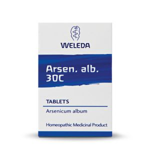 Weleda Homeopathic Arsen Alb
