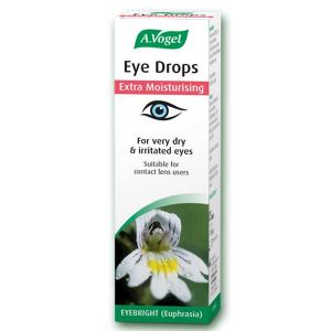A. Vogel Extra Moisturising Eye Drops With Eyebright (Euphrasia) 10ml