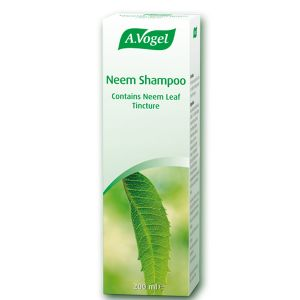 A. Vogel Neem Shampoo (with neem leaf tincture) 200ml