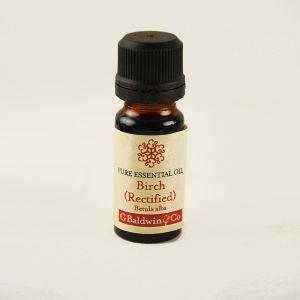 Baldwins Birch (rectified) (betula Alba) Essential Oil