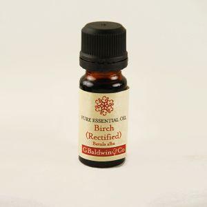 Baldwins Birch (rectified) (betula Alba) Essential Oil
