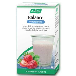 A. Vogel Balance Mineral Drink Strawberry Flavour 21 Sachets