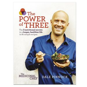 The Medicinal Chef - The Power Of Three - Dale Pinnock