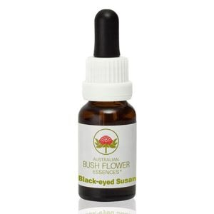 Australian Bush Flower Essences Black-eyed Susan 15ml