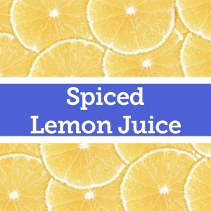 Baldwins Remedy Creator - Spiced Lemon Juice