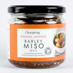 Clearspring Organic Barley Miso Puree' 300g Jar