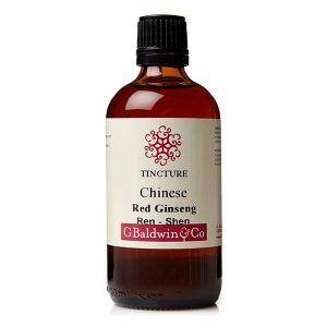 Baldwins Ginseng (ren Shen) ( Panax Ginseng ) Chinese Herbal Tincture
