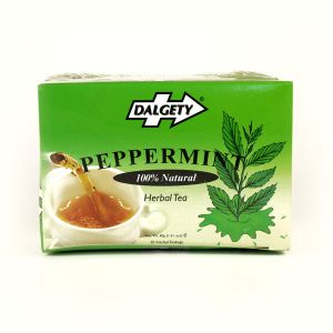 Dalgety Caribbean Peppermint 18 Tea Bags