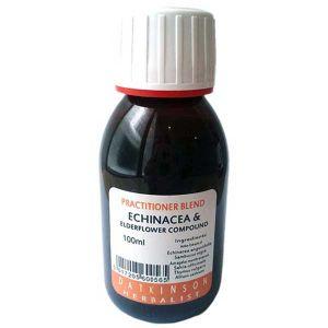 D. Atkinson Herbalist Echinaca & Elderflower Compound