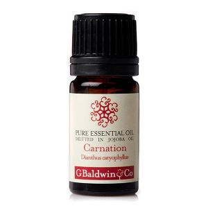 Baldwins Pure Essential Oil Of Carnation (dianthus Caryophyllus) Diluted In Jojoba Oil