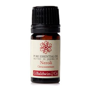 Baldwins Pure Essential Oil Of Neroli (citrus Aurantium) Diluted In Jojoba Oil