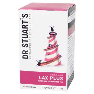 Dr Stuarts Lax Plus Tea (15 Tea Bags)