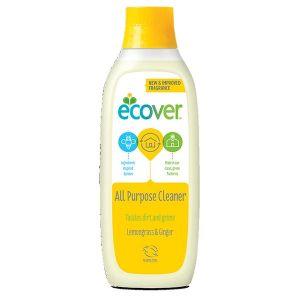 Ecover All Purpose Cleaner Lemongrass And Ginger 1 Litre