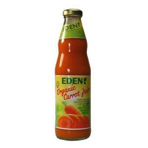 Eden Organic Carrot Juice 750ml