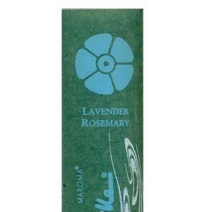 Encens D'auroville Lavender Rosemary 10 Incense Sticks