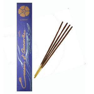 Encens D'auroville Lavender 10 Incense Sticks