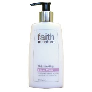 Faith In Nature Rejuvenating Facial Wash