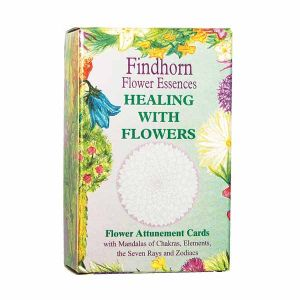 Findhorn Flower Essences Healing with Flowers Attunement Cards