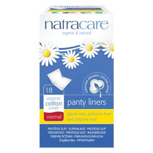 Natracare Panty Liners X18 (Normal)